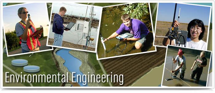 Con đường của kỹ sư môi trường