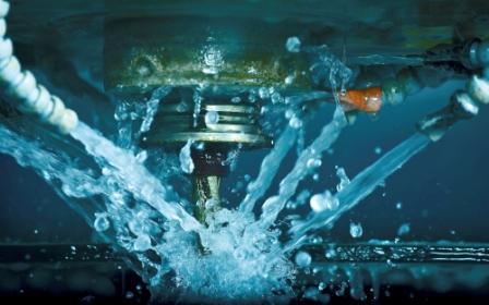 Xử lý nước máy CNC và tái sử dụng