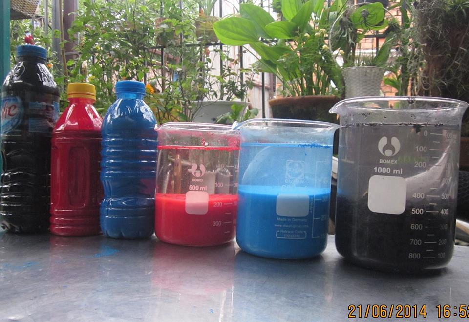 Tổng quan về nước thải dệt nhuộm