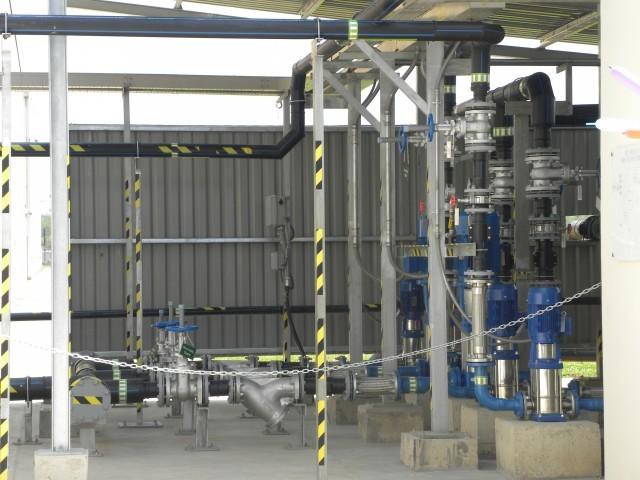 Khuyến khích tái sử dụng nước thải