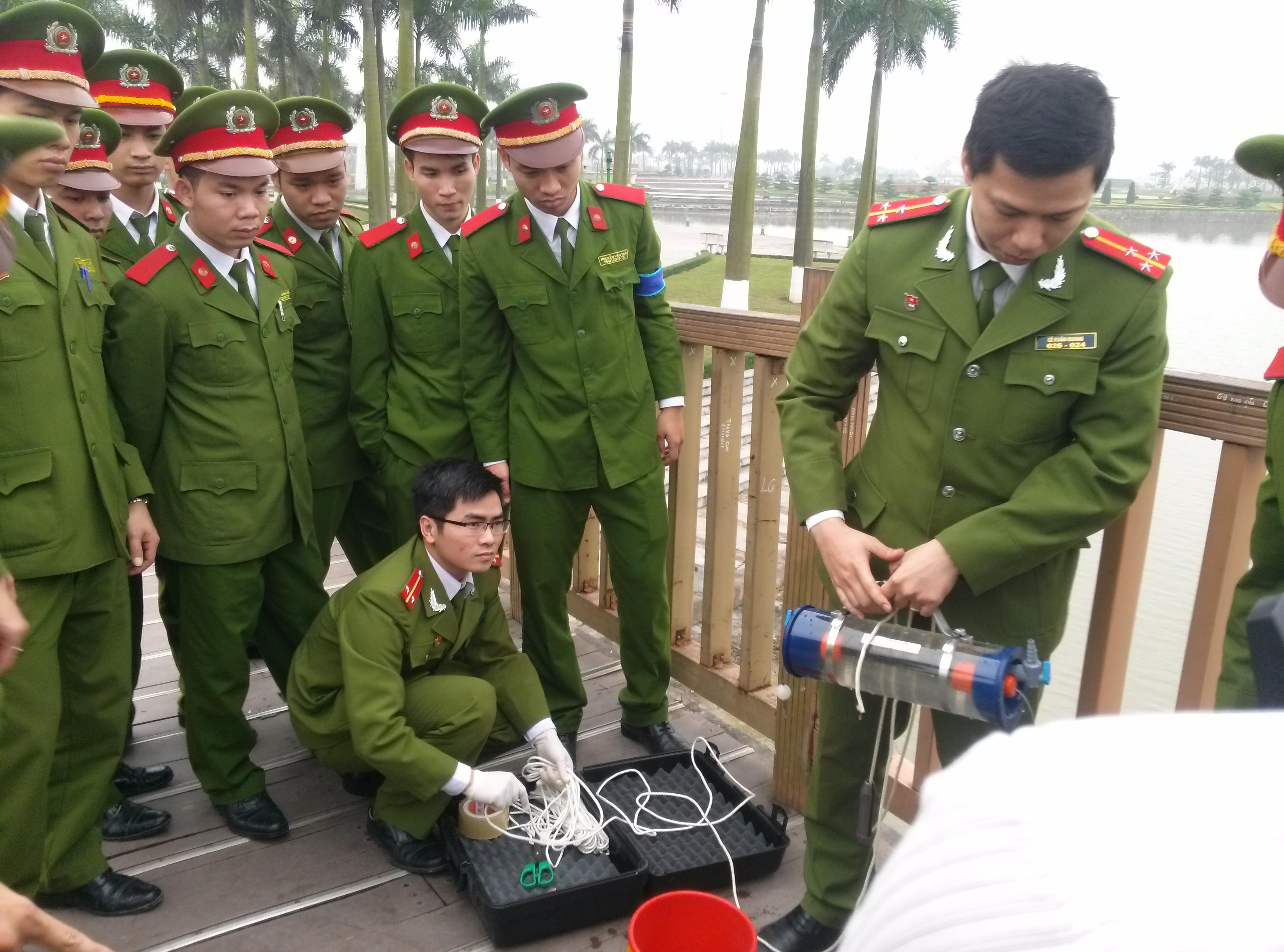 Điện thoại phòng cảnh sát môi trường 63 tỉnh thành