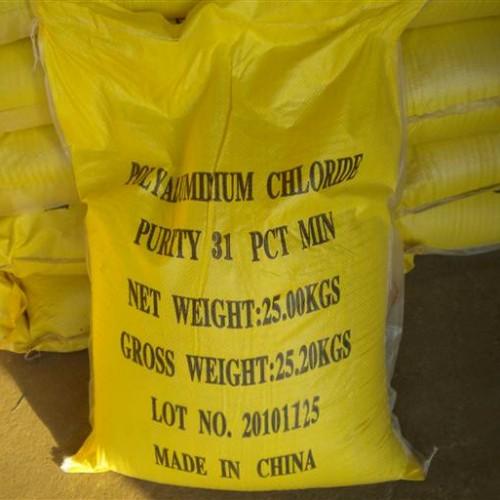 PAC – Poly Aluminium Chloride
