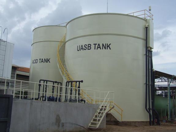 Bể UASB