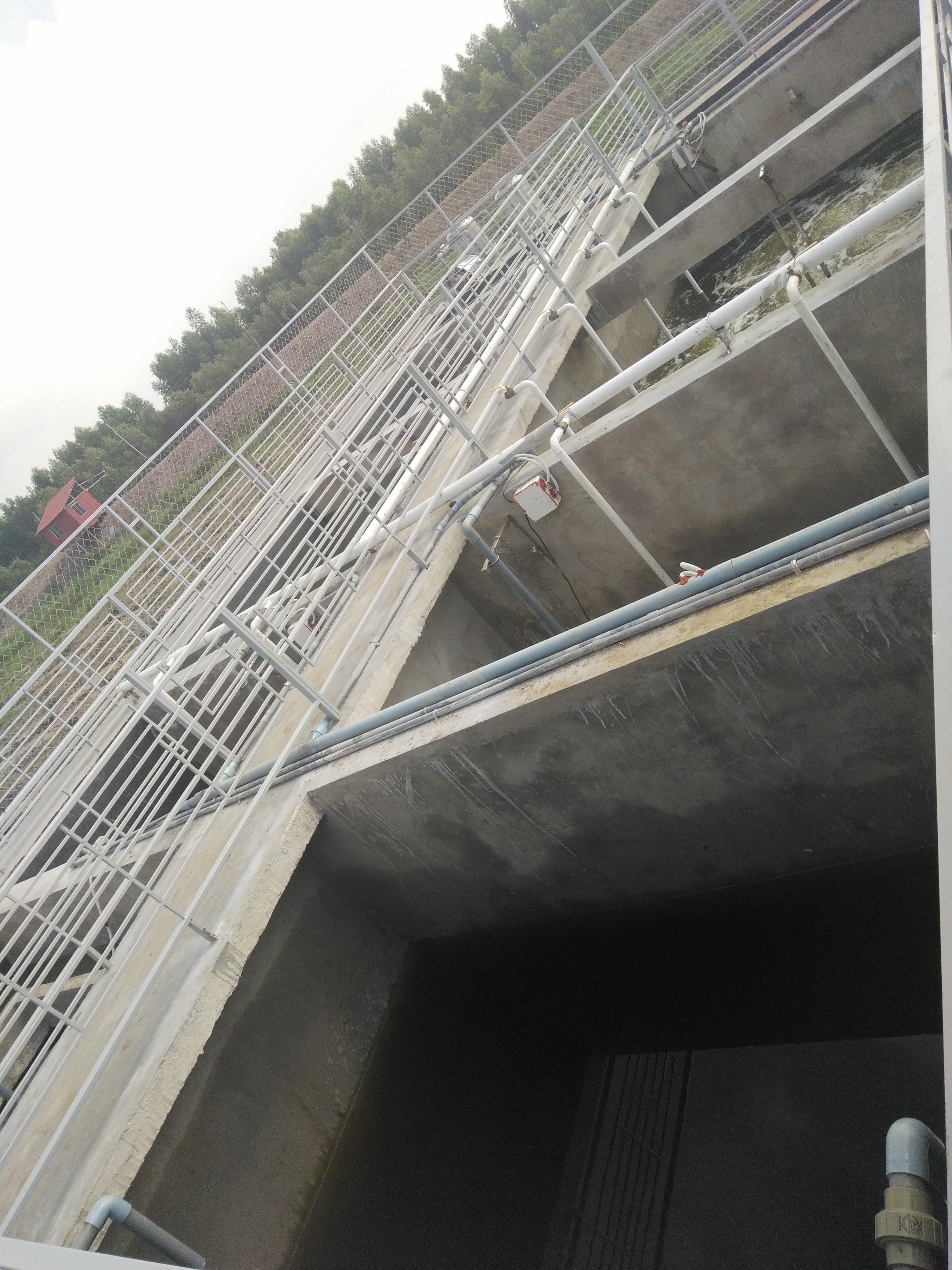 Xây dựng hệ thống xử lý nước thải sinh hoạt